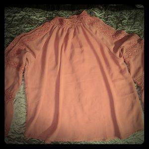 Rue 21 Pink Blouse